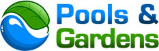 Pools & Gardens Home page